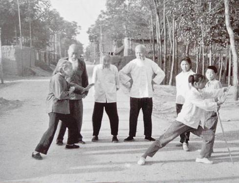Chenjiagou vielle photo