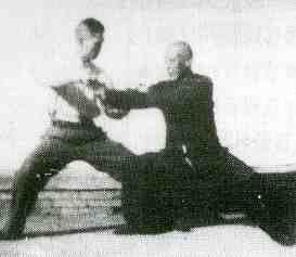 Tuishou Chen Fake